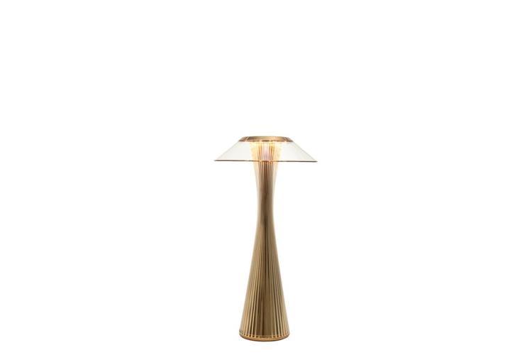 Kartell Space 9225 Lampada A Batteria Lampada Da Tavolo In Vendita Online Su Mobilcasa Pisa