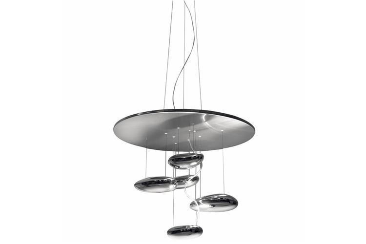 Lampade A Sospensione Led : Artemide mercury mini sospensione led k lampada a