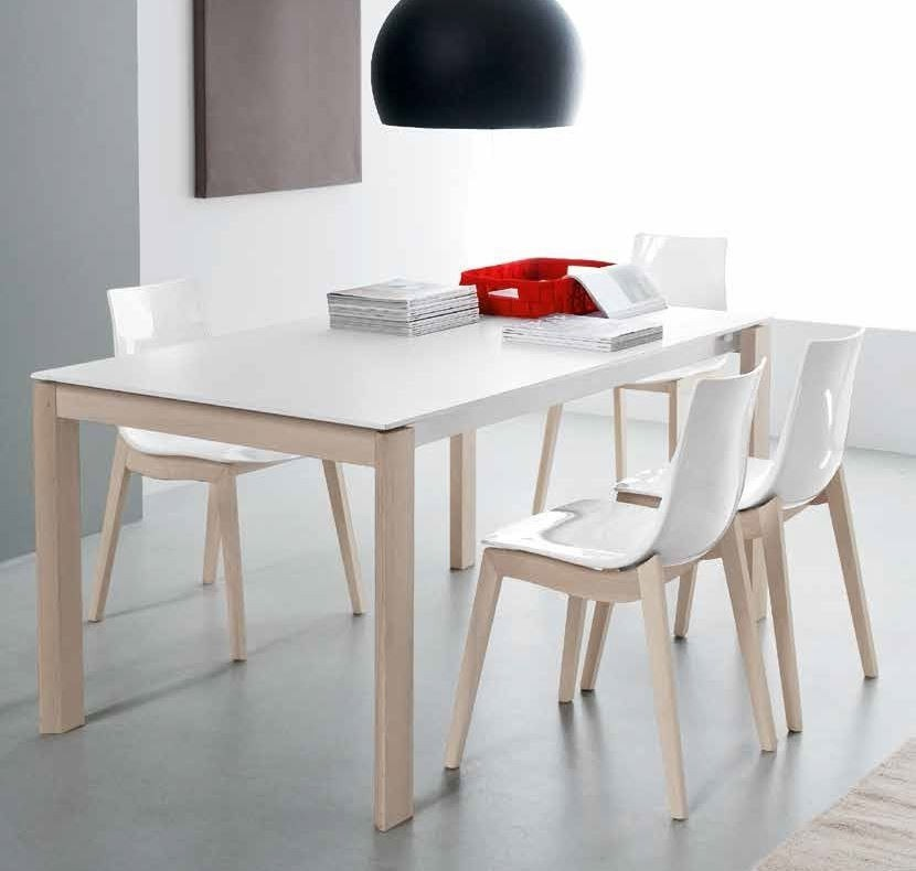 Tavolo Planet Calligaris Bianco.Connubia By Calligaris Eminence Cb 4724 W 160 A Table Online Sale