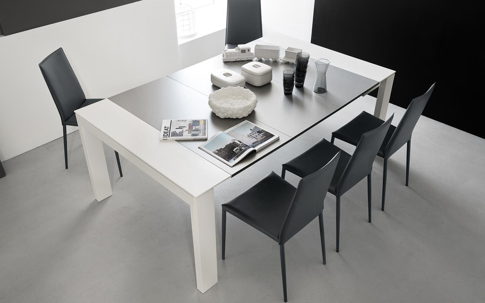 Calligaris Sigma Consolle.Connubia By Calligaris Sigma Consolle Cb 4069 Xll 100 Table