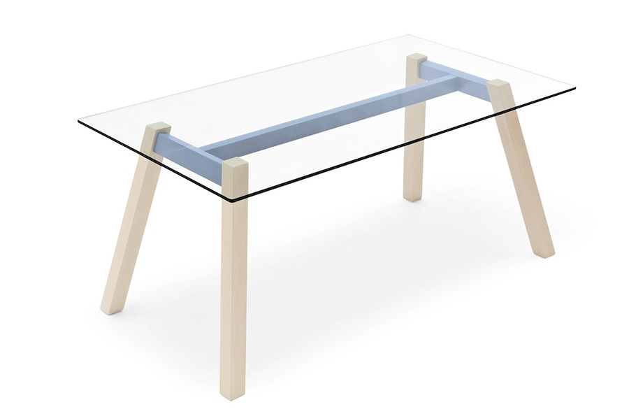 Tavolo Calligaris Vetro Trasparente.Connubia By Calligaris T Table Cb 4781 Rc 180 Table Online Sale On