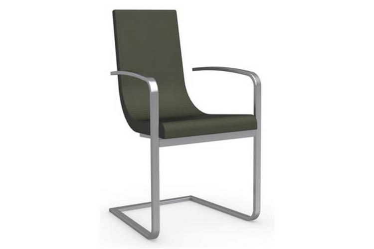 Connubia by Calligaris CRUISER LEATHER CB1097 LH chair