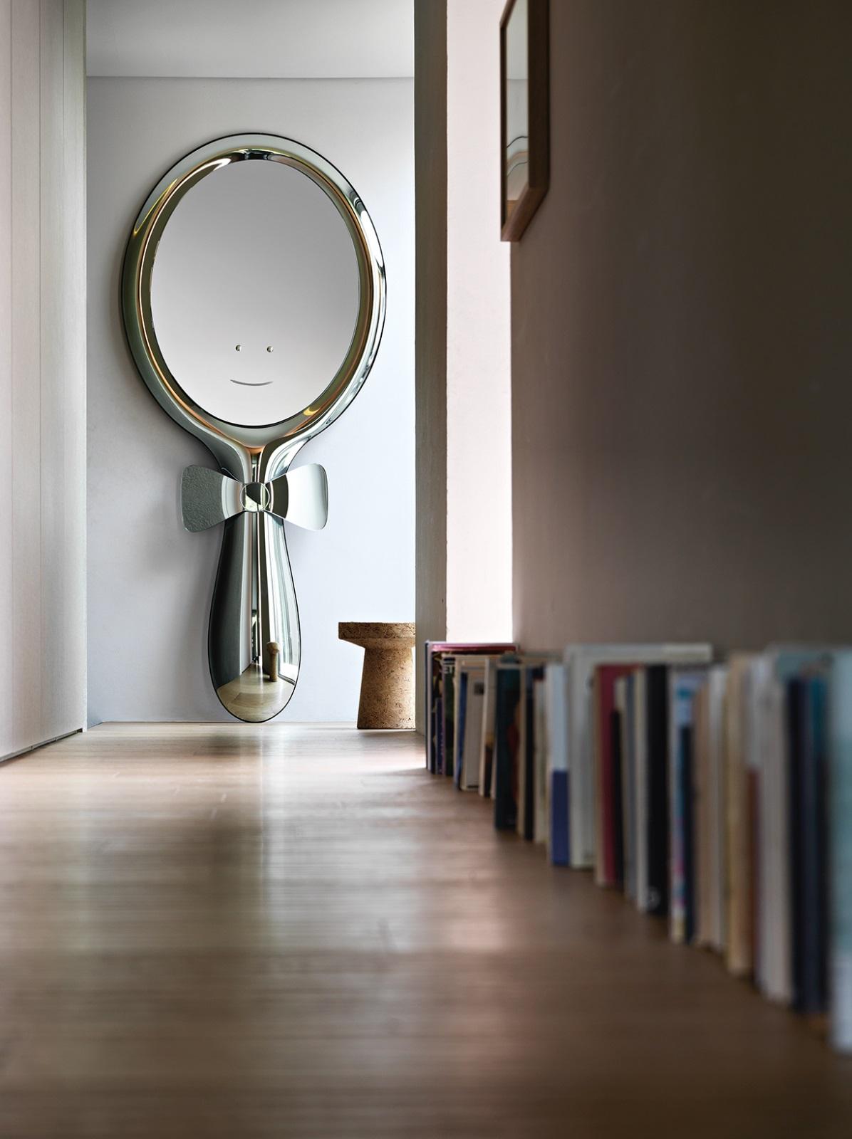 Pareti A Specchio Design lollipop specchio da parete