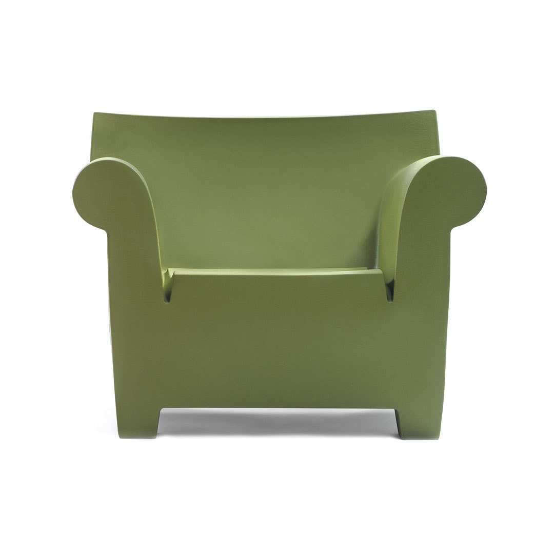 Kartell Poltrona Bubble Club.Kartell Bubble Club Poltrona 6070 Armchair Online Sale On