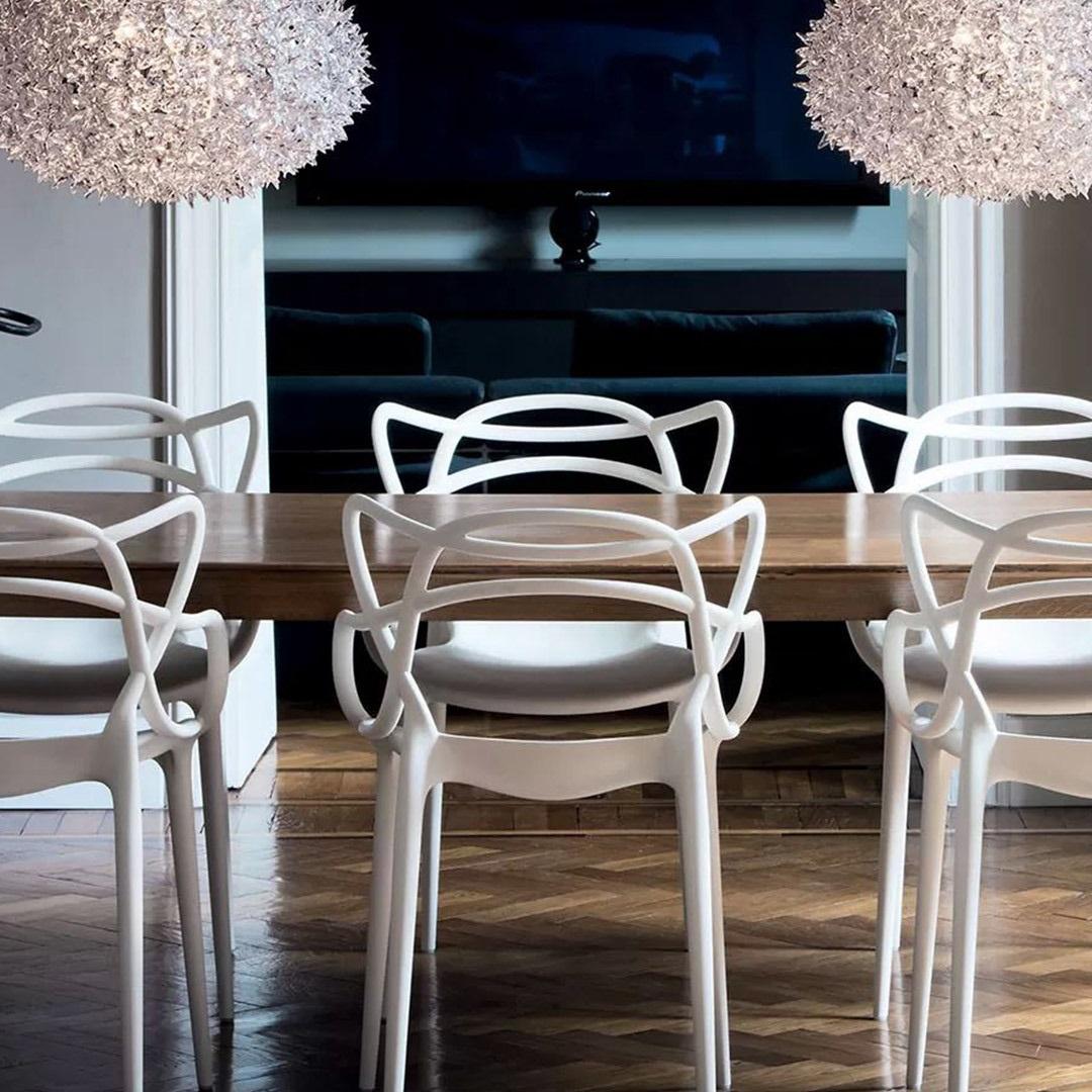 Kartell Masters 5865 chair online sale on Mobilcasa Pisa