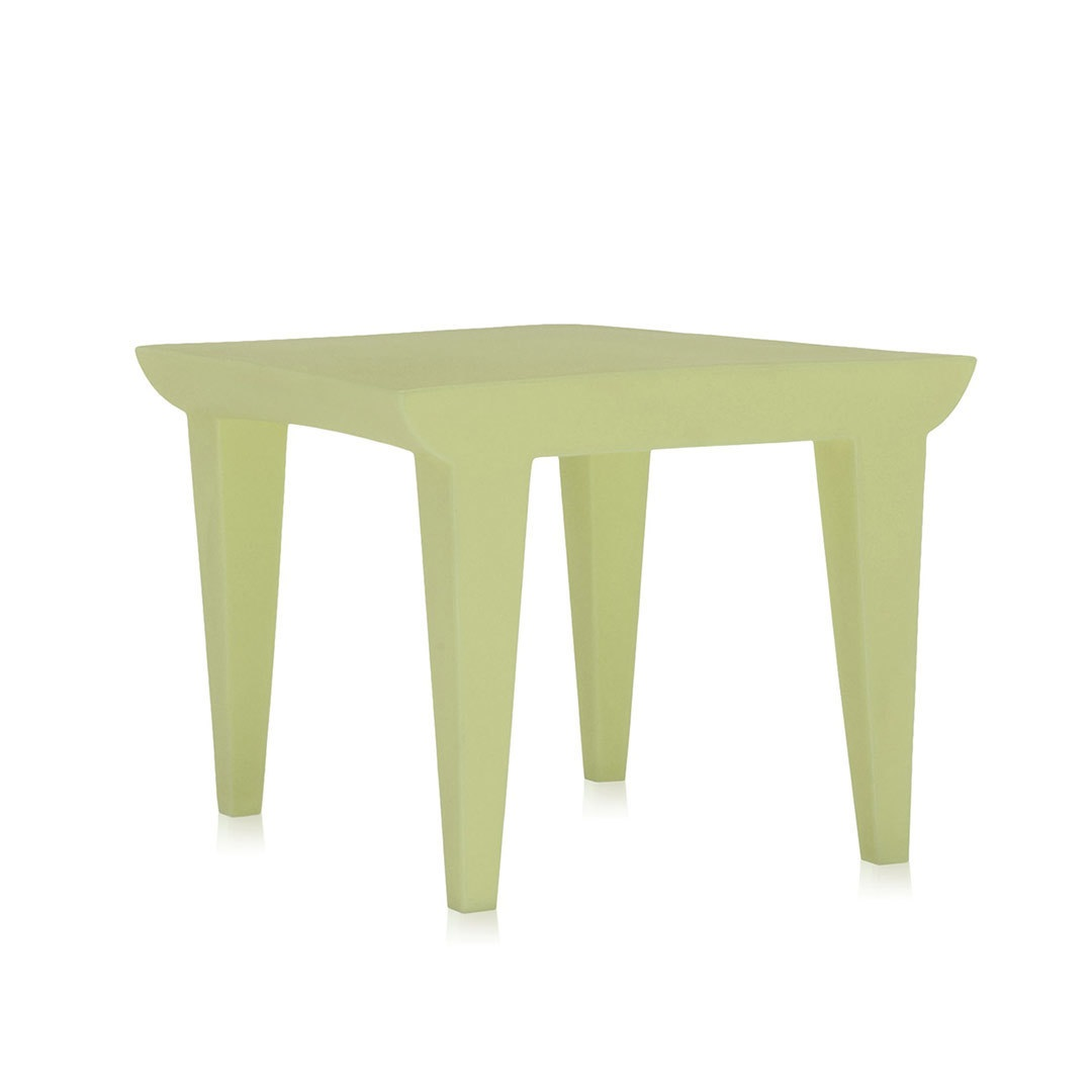 Kartell Tavolino Bubble Club.Kartell Bubble Club 6080 Small Table Online Sale On