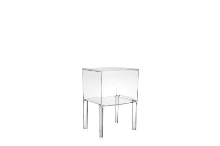 Comodino Ghost Buster Kartell.Kartell Small Ghost Buster 3220 Bedside Table Online Sale On