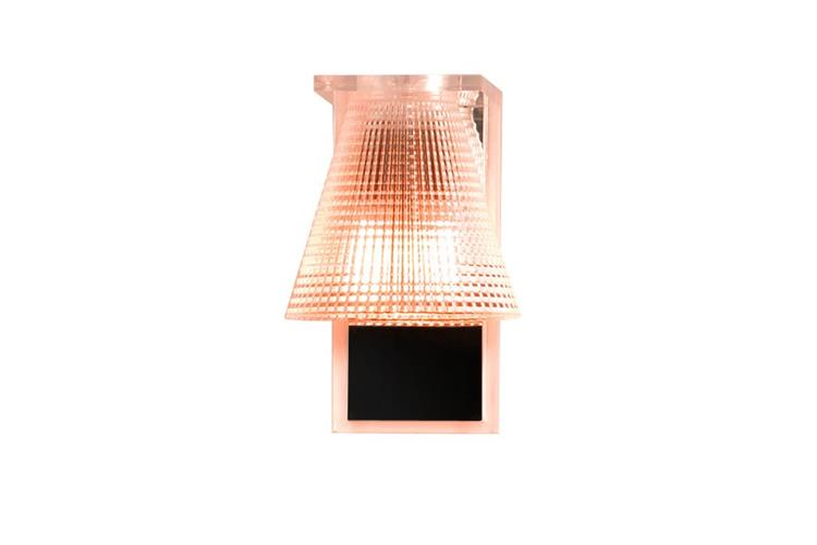 Kartell light air applique versione sculturata wall lamp online