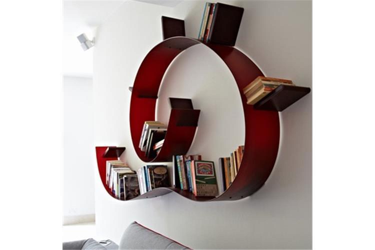 Kartell bookworm 8005 mensola libreria in vendita online su