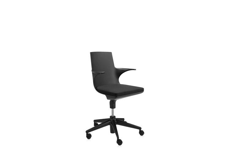 Kartell Spoon Chair 4819 Armchair Online Sale On Mobilcasa Pisa