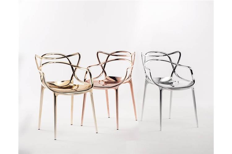 Kartell Masters 5864 sedia in vendita online su Mobilcasa Pisa