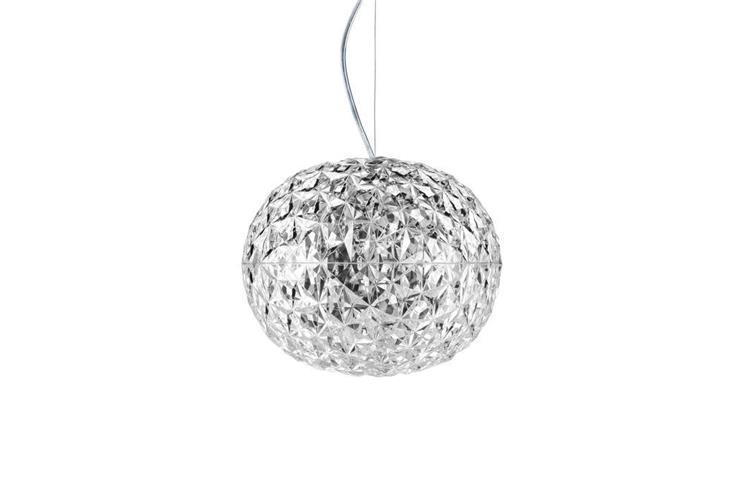 Kartell Planet sospensione cristallo suspension lamp online sale on ...