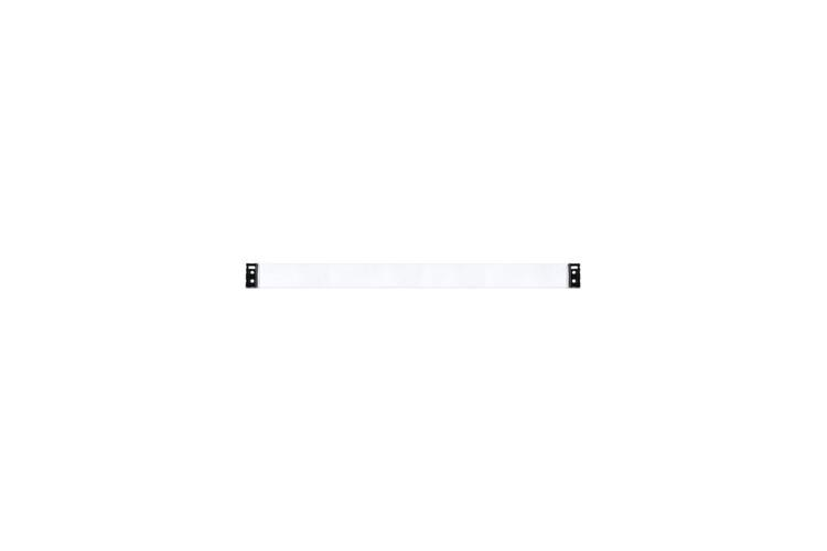 Kartell Rail porta salviette cm 60 trasparente porta salviette ...