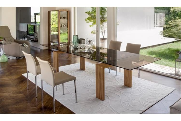 Tonin Casa Brooklyn tavolo in vendita online su Mobilcasa Pisa