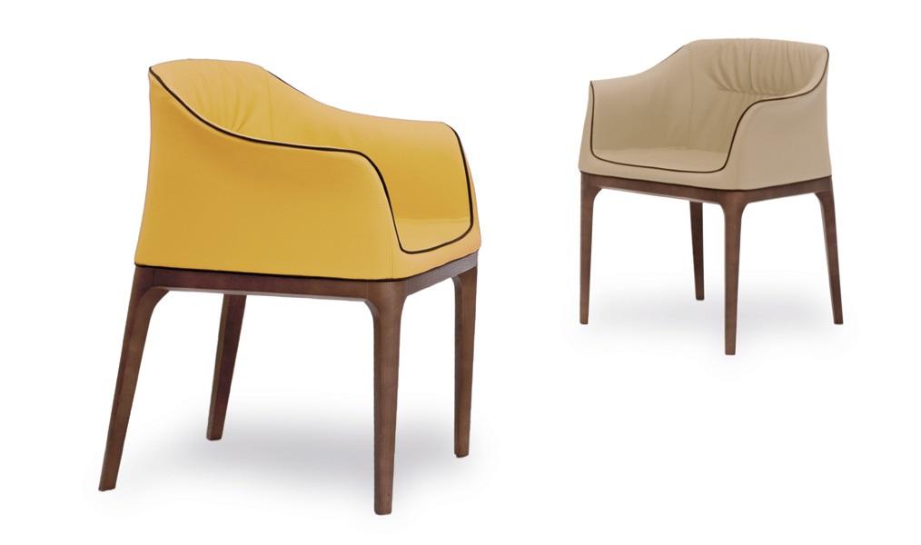 Tonin Casa Mivida - 7213 small armchair online sale on Mobilcasa Pisa