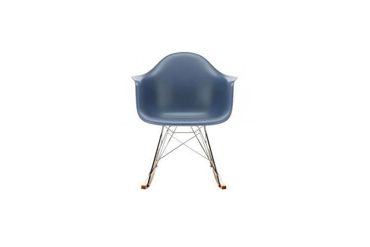Vitra Eames Plastic Armchair RAR - Poltrona a Dondolo ...