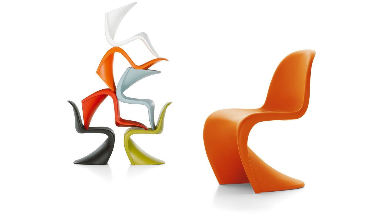 Vitra Panton Sedia by Verner Panton chair online sale on Mobilcasa Pisa
